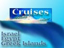 Cruises from Cyprus - 2 and 3 day mini breaks